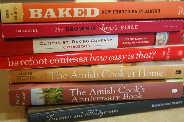 Best Cookbooks of 2011  …..my personal choices!