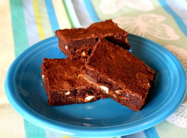 """Leftover"" Brownies"