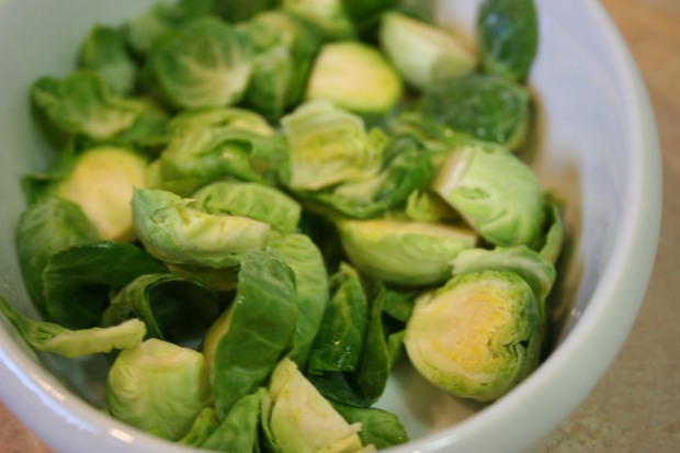 Brussel Sprouts; Winter's Go-To Vegetable