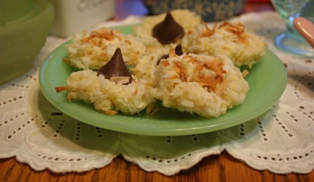 Coconut Cream EasterCookie