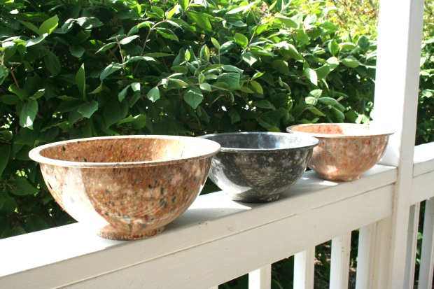 Texas Ware Confetti Bowls-have you heard of them?