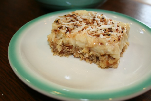 Coconut Cream Dessert that Kills any Summer DietPlans